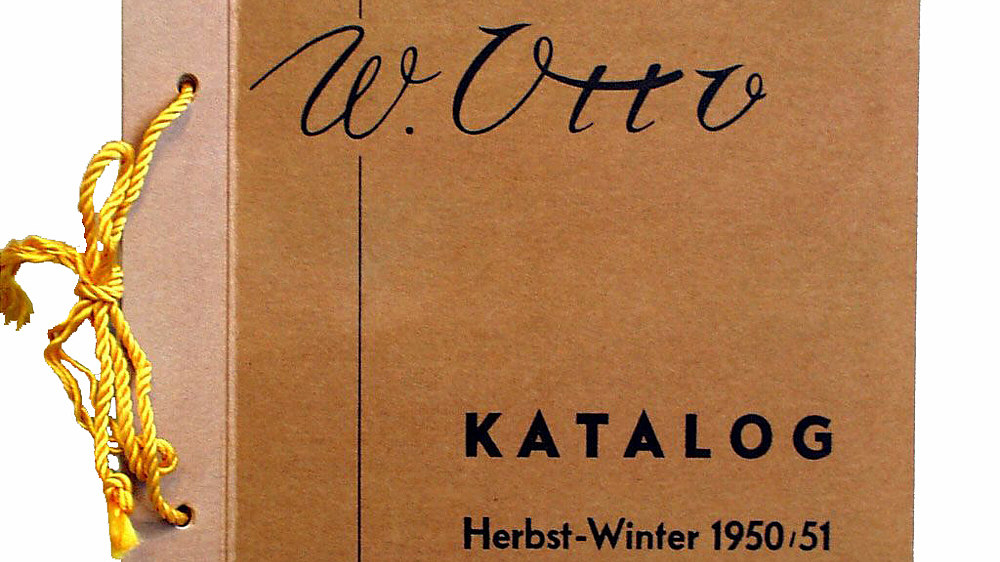 OTTO-catalogue, fall/winter collection, 1950/51