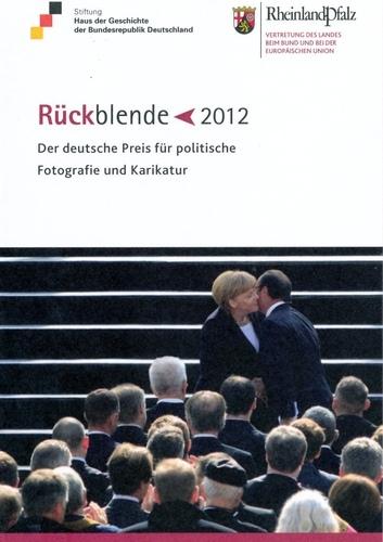 Ausstellungsplakat Rückblende 2012