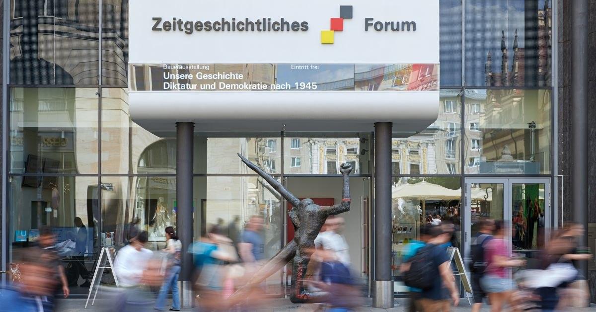 Veranstaltungen im Zeitgeschichtlichen Forum Leipzig