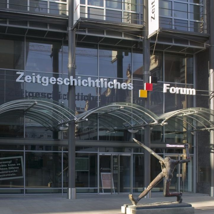 Gebäude Zeitgeschichtliches Forum Leipzig