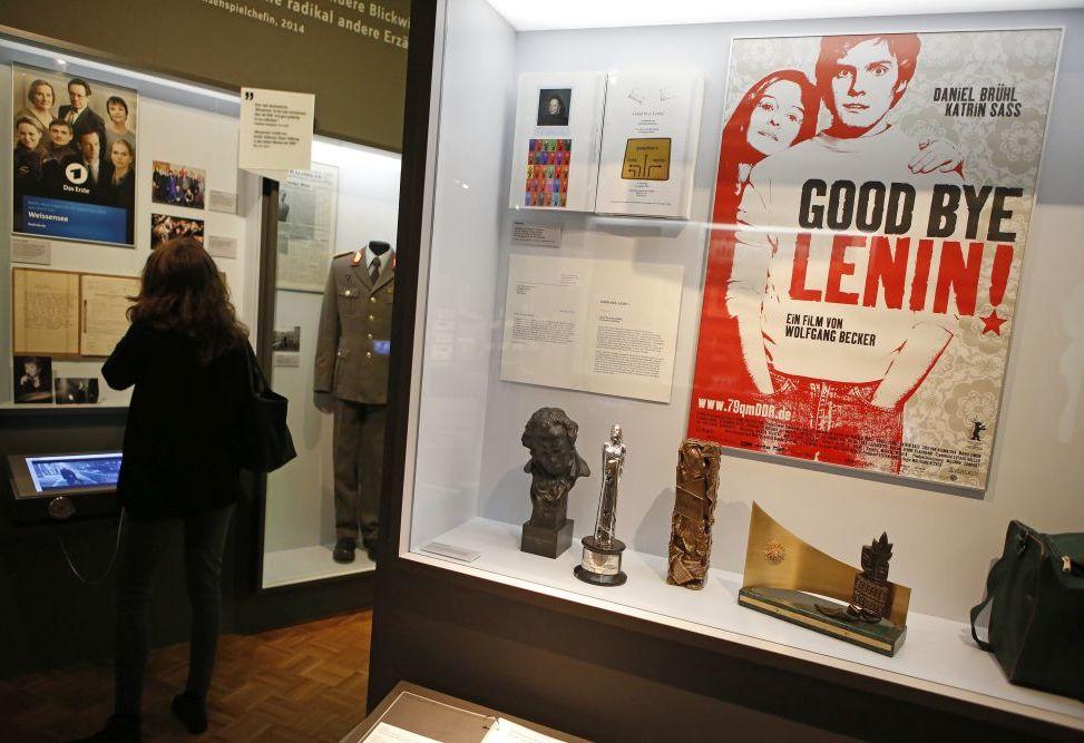 Film poster: Goodbye Lenin!