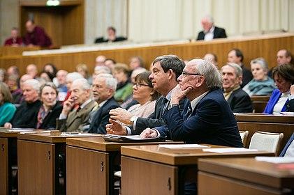 Plenarsaal des Alten Bundesrats, (c) Stiftung Haus der Geschichte/Martin Magunia