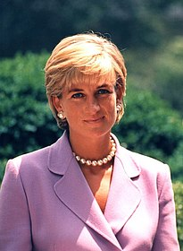 Foto Lady Diana 1997, (c) John Mathew Smith