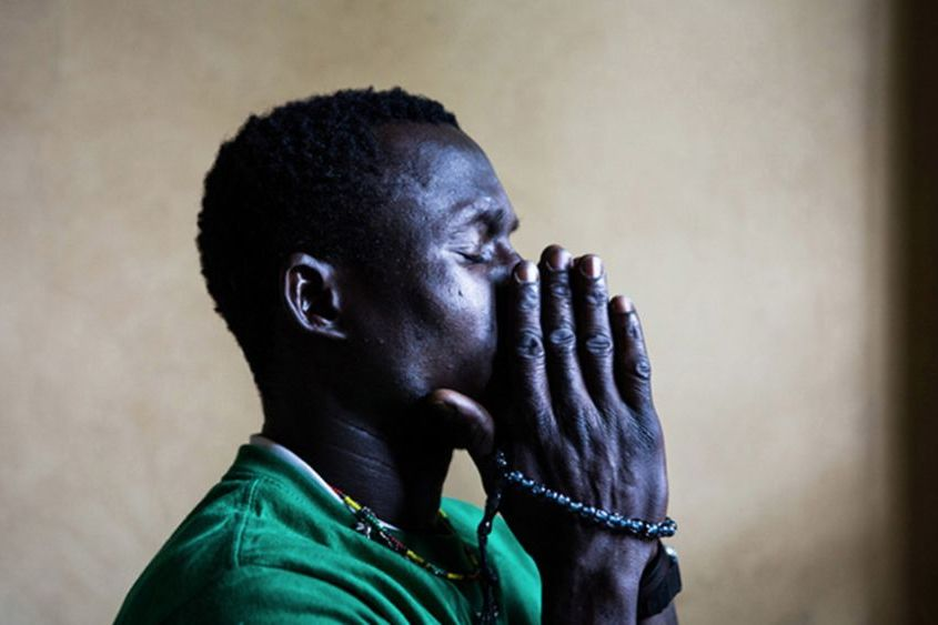 Foto aus der Serie 'Lampedusa' von Maria Feck