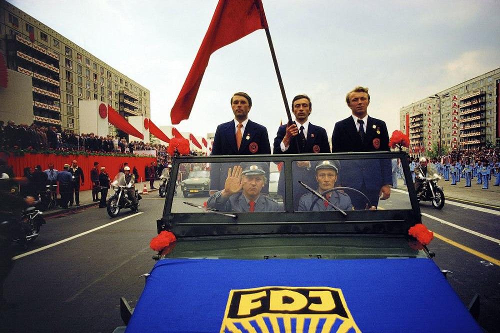 Fotografie 'Parade FDJ'