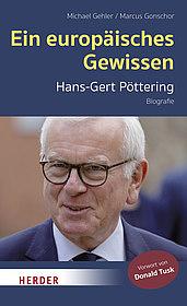 """Buchcover """"Ein Europäisches Gewissen"""", (c) Herder-Verlag"""