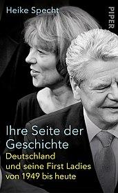 """Buchcover """"Ihre Seite der Geschichte"""", (c) Piper-Verlag"""