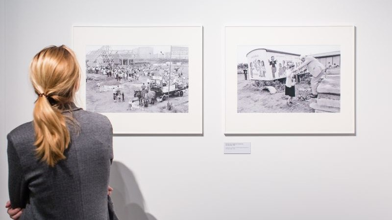 Find out about the current programme here and hire one of our exhibitions for your institution.