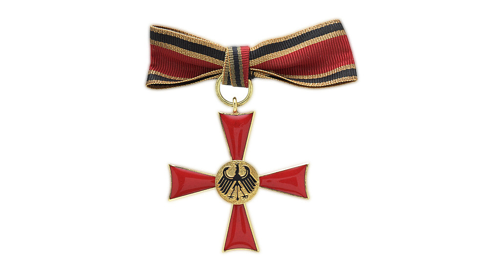Cross of the Order of Merit of the Federal Republic of Germany