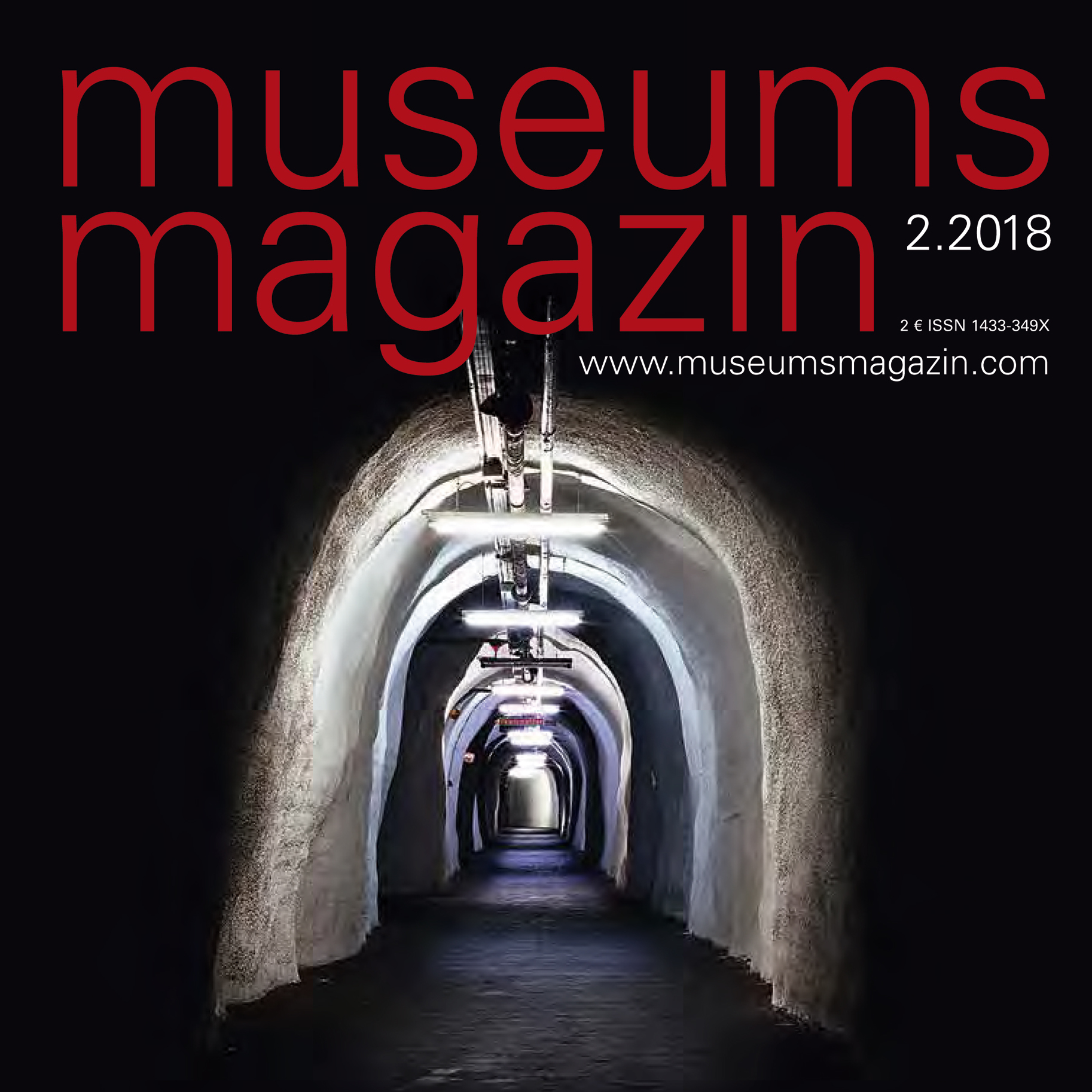 Cover Museumsmagazin