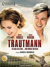 Filmplakat Trautmann
