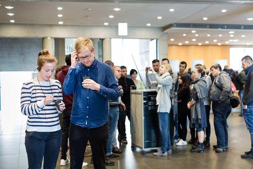 Foreign-language guided visits at Haus der Geschichte