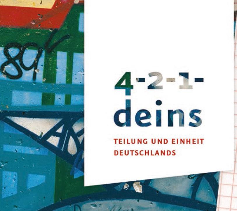 Selbständig erkunden: 4-2-1-deins - Teilung und Einheit Deutschlands