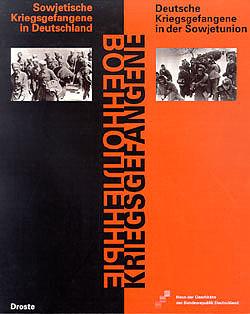 Plakat zur Ausstellung Kriegsgefangene