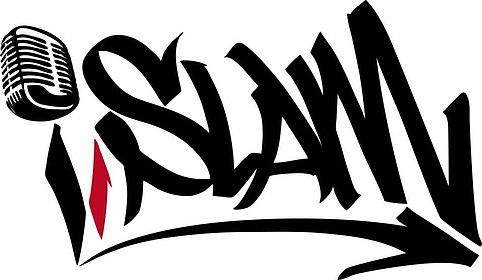 Logo i,Slam