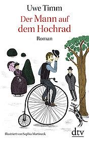 Buchcover Der Mann auf dem Hochrad
