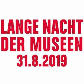Logo Lange Nacht der Museen Berlin 2019