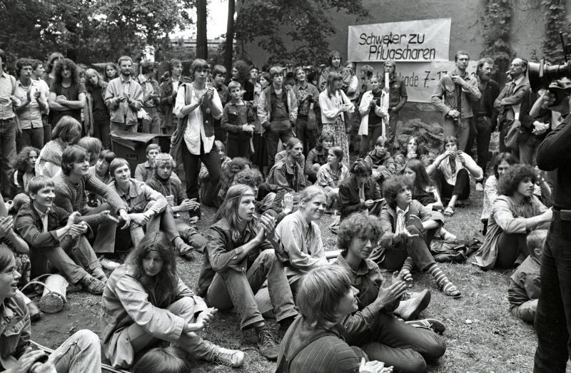 Photograph 'Peace workshop 1982'