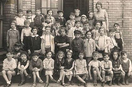 Jüdische Schulklasse 1938 in Breslau, Karin Kaper Film GbR