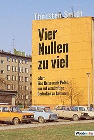 """Buchcover """"Vier Nullen zuviel"""", Bild (c) Daniel Biskup"""