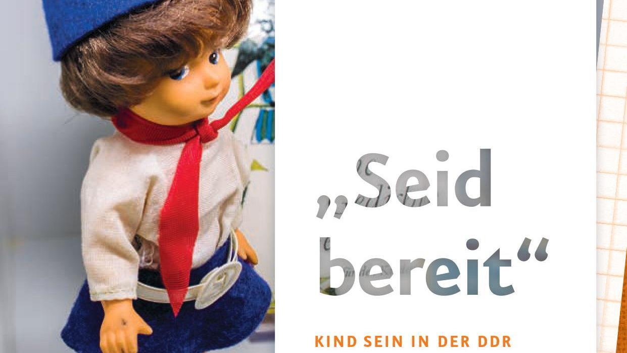 Cover des Spurensuche-Blocks 'Seid bereit'