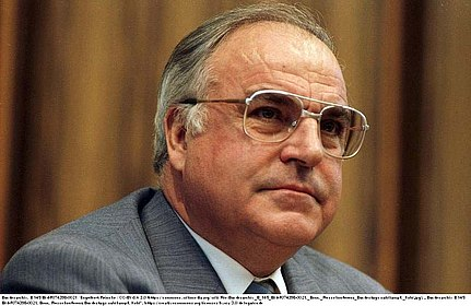 Foto Helmut Kohl