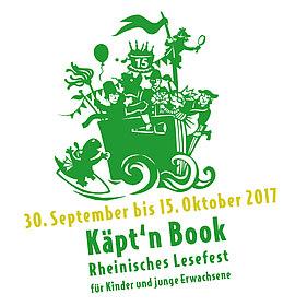 Logo Käpt'n Book 2017