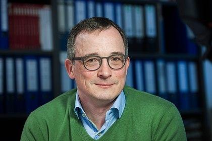 Portraitfoto Andreas Rödder, (c) Bert Bostelmann