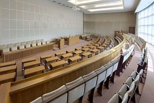 The Bundesrat in Bonn