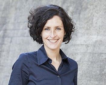 Moderatorin: Doreen Reinhard, Foto: Frauke Thielking