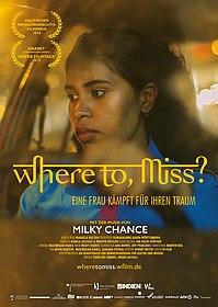 Plakat Where to, Miss?, W-Film