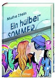 """Cover """"Ein halber Sommer"""", (c) Oetinger Verlag"""