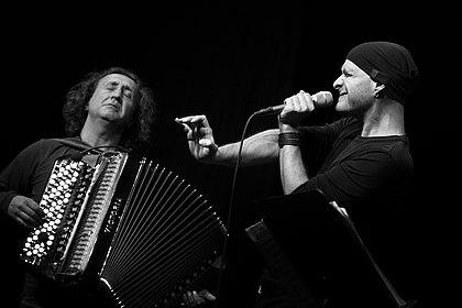 Schaerer & Biondini, Foto: Stefanie Marcus