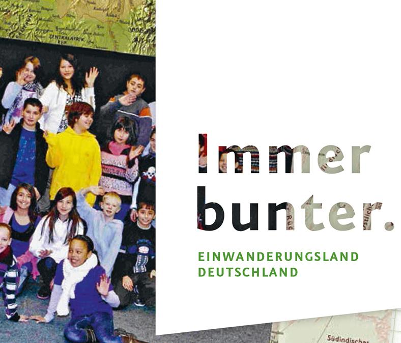 Spurensuche: Immer bunter – Einwanderungsland Deutschland