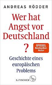 Buchcover Wer hat Angst vor Deutschland, (c) Fischerverlage