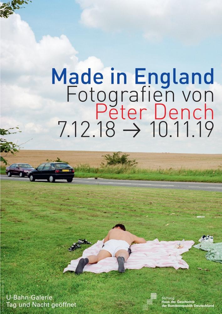 Das Ausstellungsplakat mit Fotomotiv.