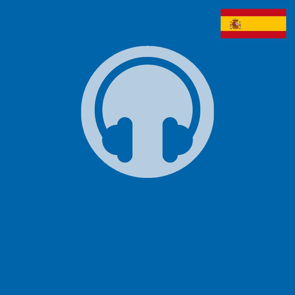Logo für den AudioGuide in Spanisch