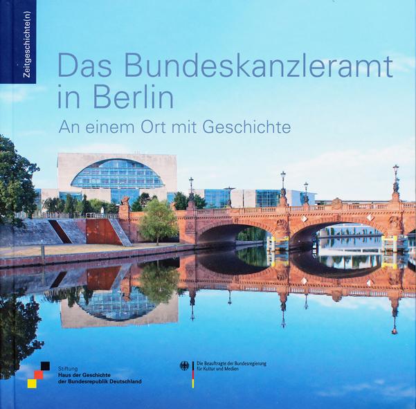 Buch Das Bundeskanzleramt in Berlin