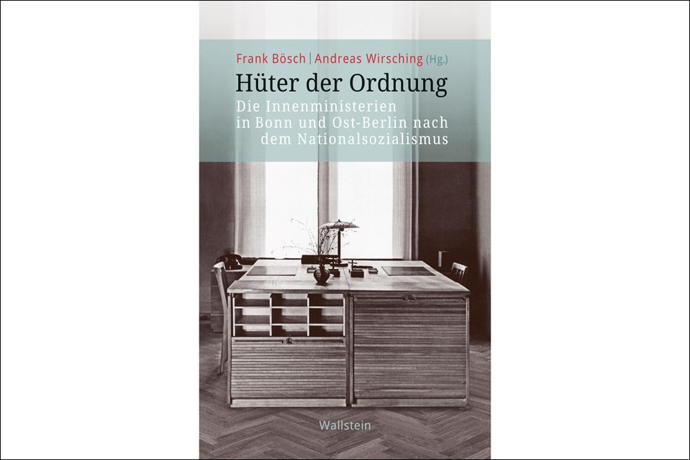 Buchcover Hüter der Ordnung