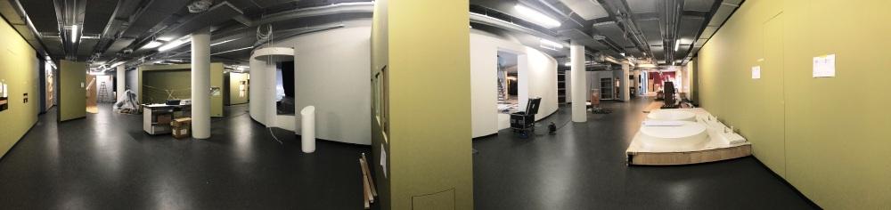 Die Dauerausstellung im Panorama