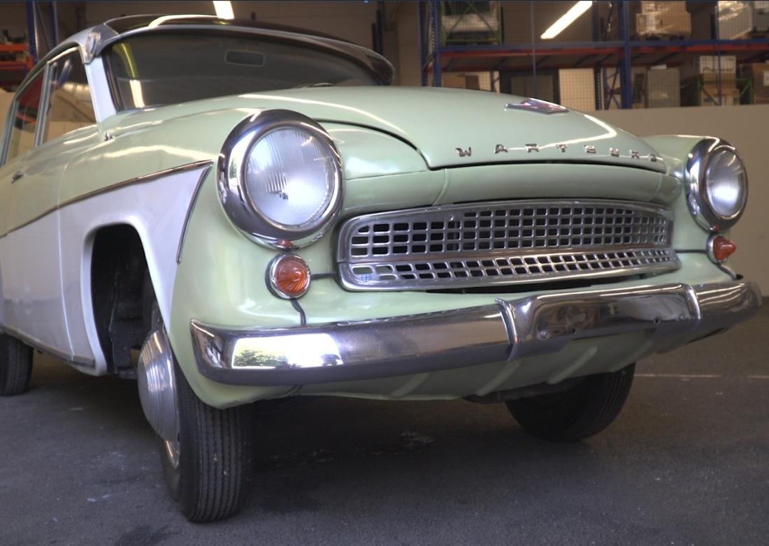 Der restaurierte Wartburg 311