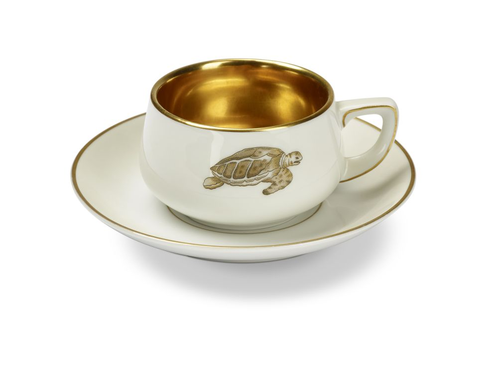 Soup cup for turtle soup, Thomas-Porzellan/Rosenthal - Lacroix