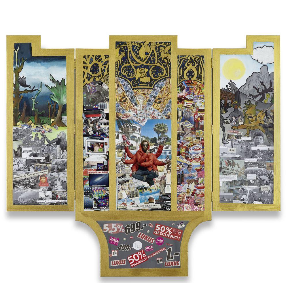 """Prosperity Altar"", Ludwig-Derleth-Realschule, Gerolzhofen"