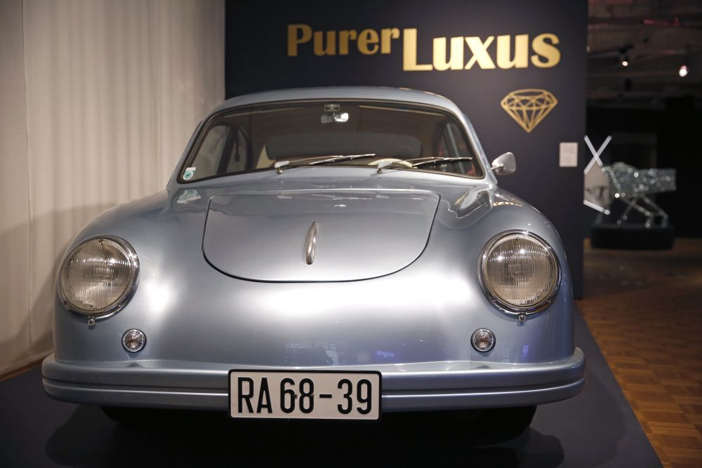 Lindner Coupé - DDR-Porsche