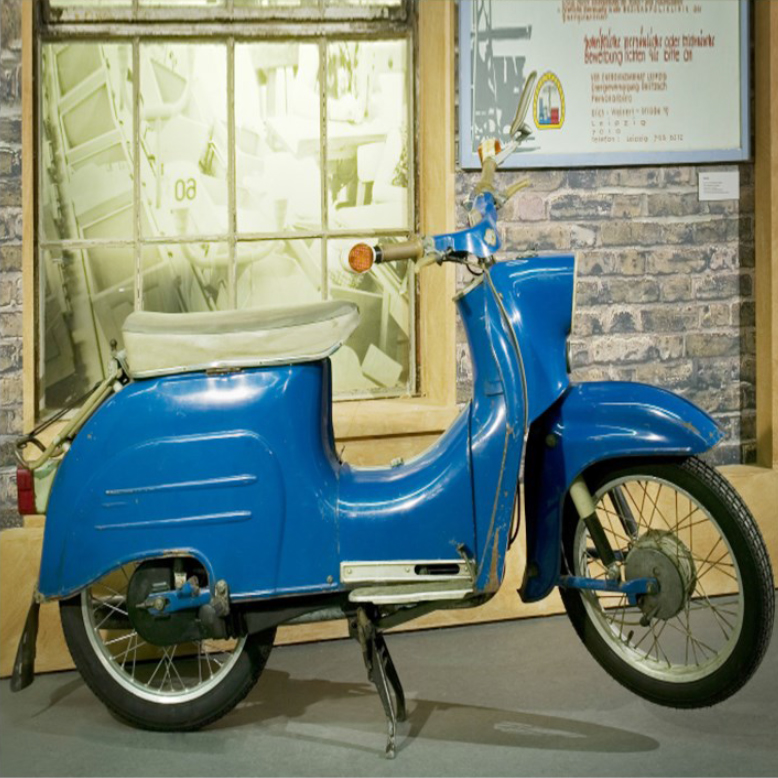 Moped Simson Schwalbe