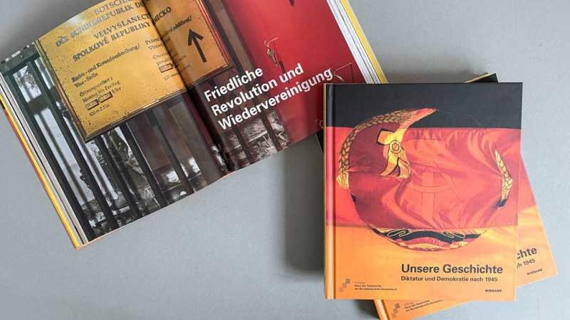 Buchcover Ausstellungsband