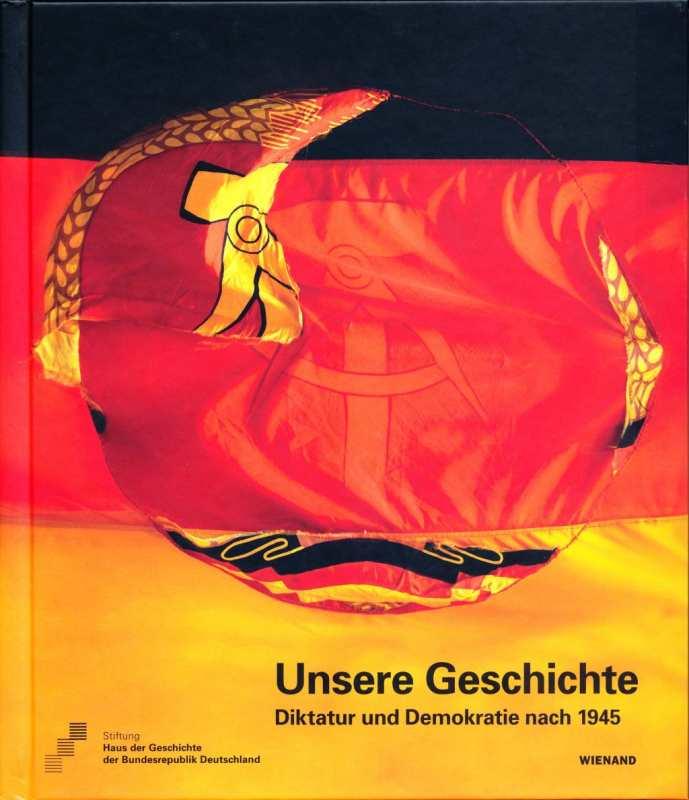 Buchcover Begleitband Daueraustellung