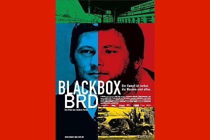 Filmplakat Blackbox BRD
