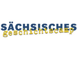Logo Sächsisches Geschichtscamp