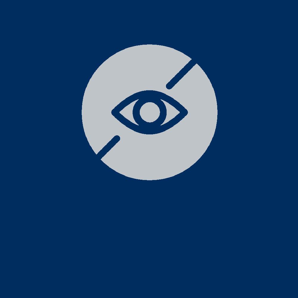 Logo für Sehbeeinträchtigung und Audiodeskription